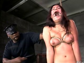 Babe, BDSM, Bondage, Brunette, Cute, Fetish, Spanking, Submissive, Torture,