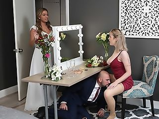 Big Tits, Blonde, Blowjob, Bride, Caucasian, Cheating, Doggystyle, Friend, Girlfriend, Hardcore,