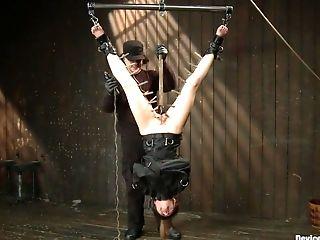 BDSM, Bondage, Cage, Extreme, Kristina Rose,