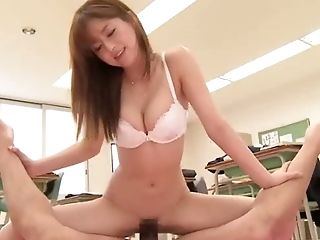 College, Ethnic, Femdom, Pussy, Riding, Teacher,