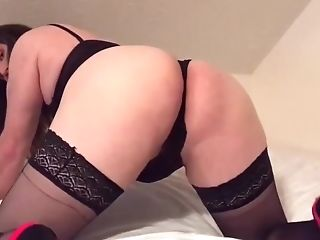 Amateur, Black, Lingerie, Sex Toys, Shemale, Solo, Stockings, Tranny, Webcam,