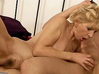 Ass, Big Ass, Blonde, Blowjob, Cute, Granny, Hairy, Mature, Milk, Old And Young,
