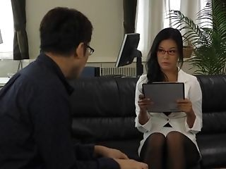 Babe, Cum In Mouth, Cum Swallowing, Cumshot, Glasses, Japanese,