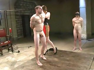 Amateur, Anal Sex, BDSM, Maitresse Madeline, Spanking, Strapon, Submissive,