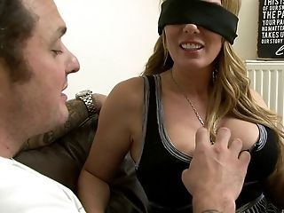 Blindfold, Blonde, Bobcat, Couple, Dick, Fetish, Hardcore, MILF, Mistress, Pornstar,