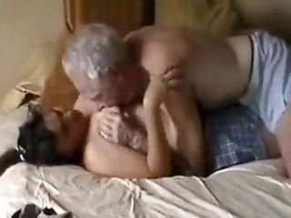 Latina, Old, White, Wife,