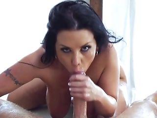 Big Ass, Big Tits, Blowjob, Brunette, Cumshot, Doggystyle, Facial, Fingering, Hardcore, HD,