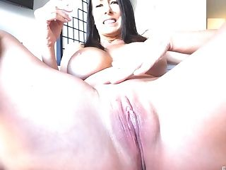 Amateur, Bold, Masturbation, Mature, MILF, Model, Sex Toys, Solo, Vaginal Cumshot, Vibrator,