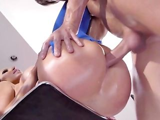 Anal Sex, Ass, Big Tits, Blowjob, Dick, Doggystyle, Fake Tits, Hardcore, HD, Muscular,
