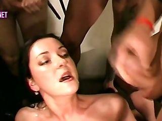 Big Cock, Cuckold, Gangbang, Hardcore, Wife,
