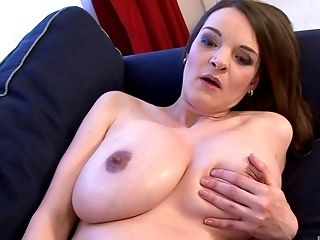Dildo, Fat, Jerking, Pregnant,