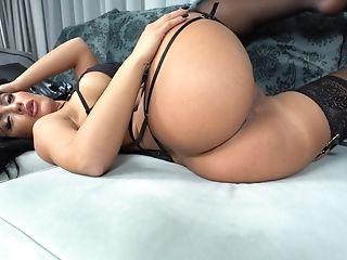 Ass, Babe, Beauty, Big Tits, Blowjob, Boots, Brunette, Cum On Tits, Cumshot, Curvy,