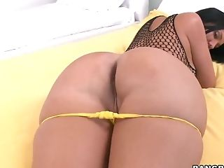 Big Ass, Big Tits, Bold, Brunette, Facial, Hardcore, HD, Latina, Madison Rose, MILF,