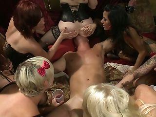 Aiden Starr, Brunette, Dutch, Gia Dimarco, Group Sex, Hardcore, Lorelei Lee, Mature, Orgy,