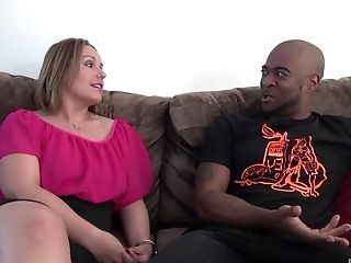 Ashley Rider, Babe, Ball Licking, Big Black Cock, Big Cock, Black, Blowjob, Clothed Sex, Couple, Dick,