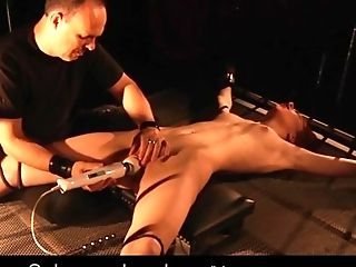 BDSM, Bondage, Brutal, Chained, Dungeon, Hardcore, Moaning, Rough, Sex Toys, Submissive,