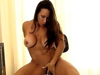 Babe, Big Tits, Female Bodybuilder, HD, Muscular, Solo,