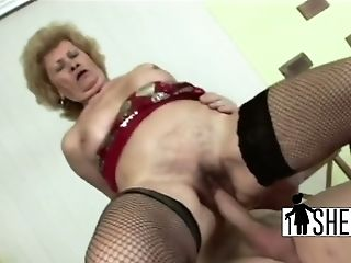 Amazing, Babe, Big Ass, Big Tits, Chubby, Dick, Granny, Riding,