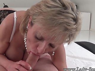Big Tits, Dick, Felching, Mature, POV,