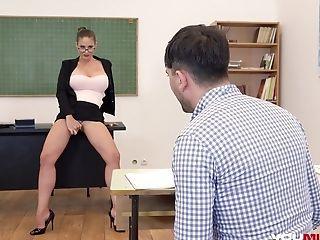 Big Tits, Cathy Heaven, Couple, Cowgirl, Doggystyle, Fake Tits, Fingering, Handjob, Hardcore, High Heels,