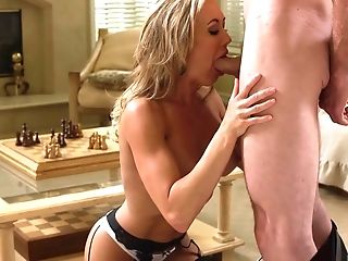 Blonde, Brandi Love, Dick, Hardcore, MILF, Money, Pornstar, Riding, White,