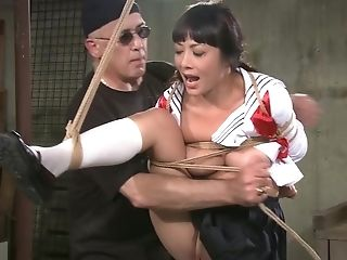 Babe, BDSM, Bondage, Bound, Fetish, Fingering, Horny, Japanese, Pussy, Tight Pussy,