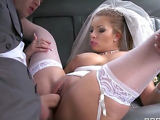 Big Cock, Big Tits, Bride, British, Donna Bell, Fucking, HD, Pornstar, Romanian,