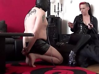 BDSM, German, Goth, HD, Submissive,