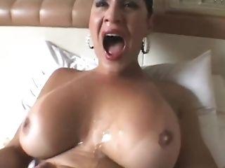 Big Cock, Big Tits, HD, Masturbation, Moaning, Solo,