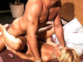Bra, Couple, Hardcore, Interracial, Jill Kelly, Juicy, Licking, Missionary, Pussy, Retro,