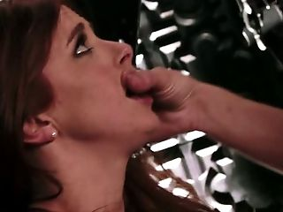 Blowjob, Brunette, Cute, Deepthroat, From Behind, Hardcore, Ugly, Whore,