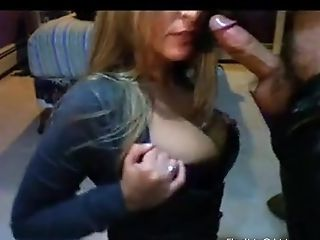 Babe, Big Tits, Blonde, Blowjob, Cleavage, Couple, Felching, Hardcore, Long Hair, Sexy,