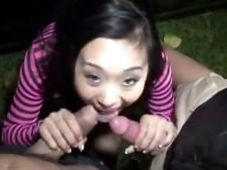 Asian, Ass, Blowjob, Boobless, Captive, Car, Dick, Doggystyle, Ethnic, Felching,