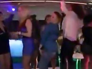 Babe, Dick, European, Felching, Party, Striptease,