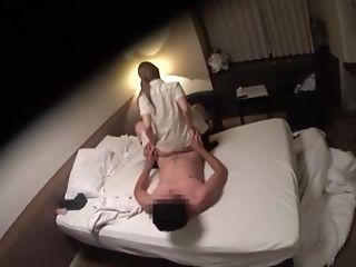 Blonde, Couple, Doggystyle, Ethnic, Foreplay, Fucking, Hidden Cam, Hotel, Japanese, Riding,